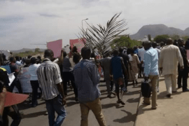 benue youths riot