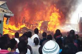 fire started by mosquito coil which kills triplets and brother