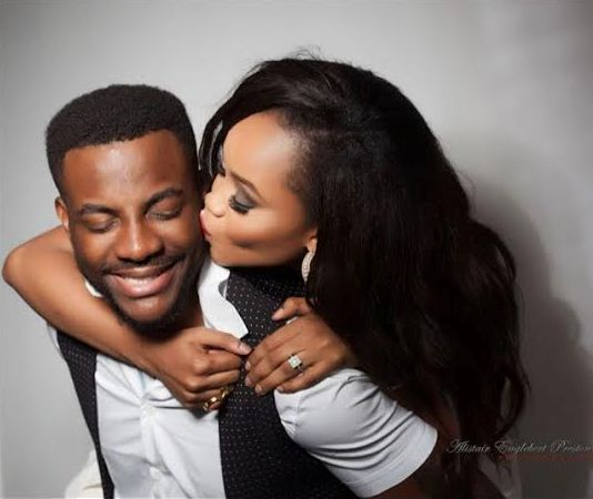 Image result for cee c and ebuka
