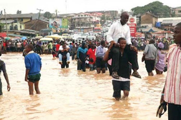 flood in ekiti