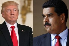Trump And MAduro
