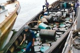Navy Seize Diesel