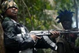 Gunmen In Kaduna