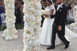 Tony Abubakar Weds