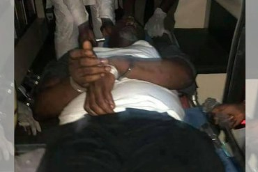 Police-handcuff-Dino-Melaye-to-hospital-bed-prevent-senators-from-seeing-him_