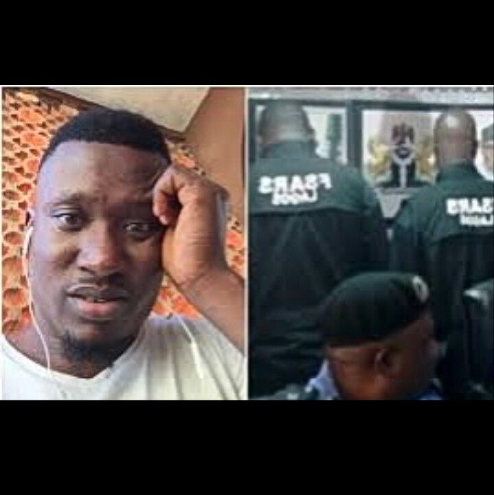 Lagos businessman escapes bribe from Sars