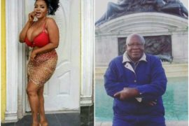 Cossy and Dad