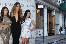 DASH Store, Kardashians