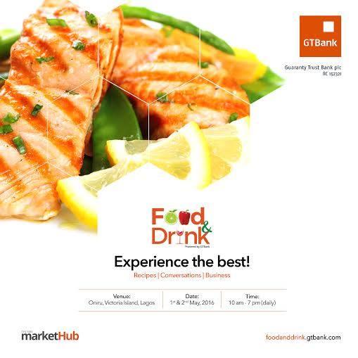 gtb food and drink fair flyer