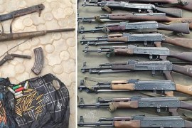 police-uncover-illegal-firearms-factory-in-niger-punch-report