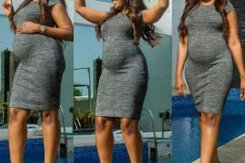 Linda Ikeji Baby Bump