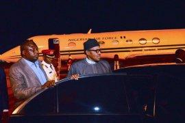 President_Buhari_London