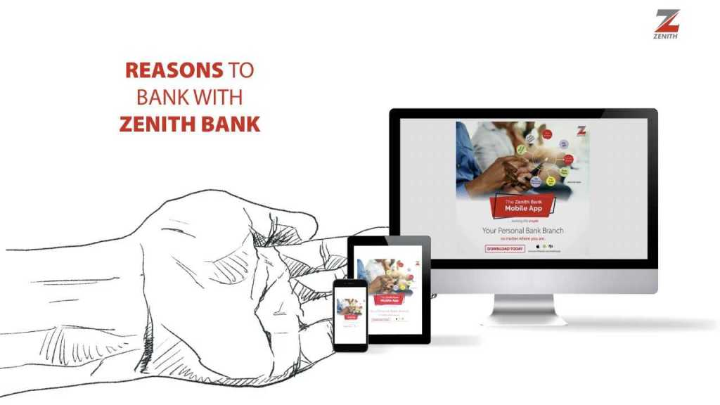 Reasons to Bank with Zenith Bank