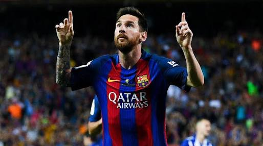 Photo of Messi
