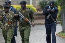 kenya-Policemen