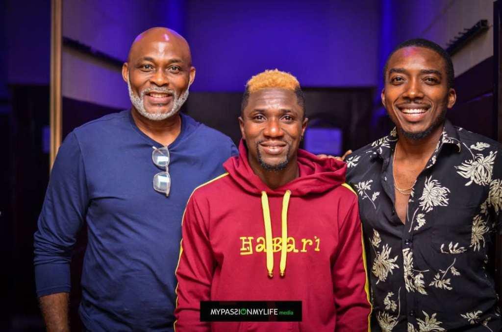 Ogusbaba with Bovi and RMD
