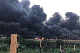 Tanker Explosion Lagos-Ibadan Expressway