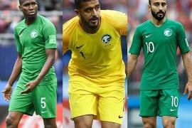 Saudi Arabian players