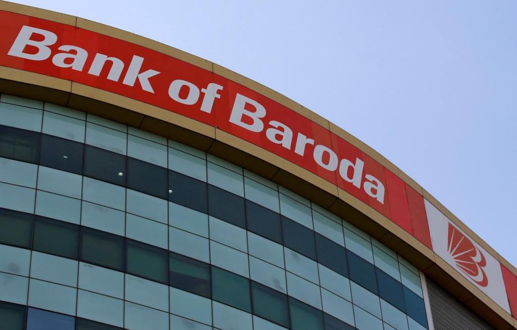 The Bank of Baroda headquarters
