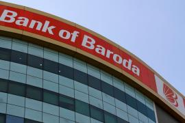 The Bank of Baroda headquarters