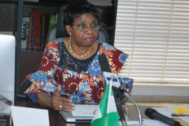 NAfdac video conference