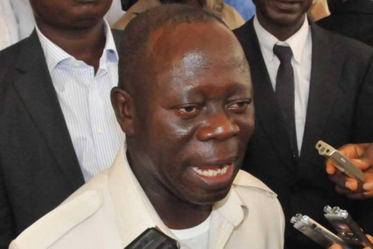 New APC National Chairman, Adams Oshiomhole