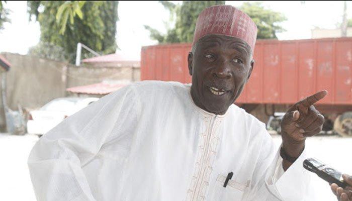 R-APC Chairman, Buba Galadima
