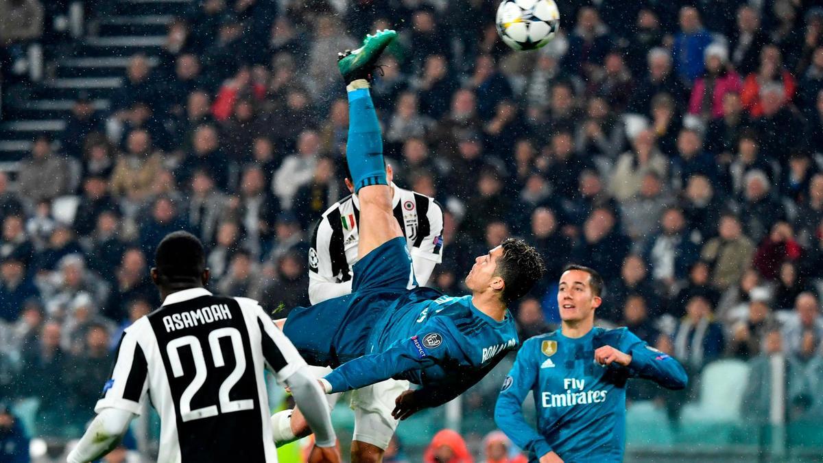 Ronaldo: My goal was better than Salah's