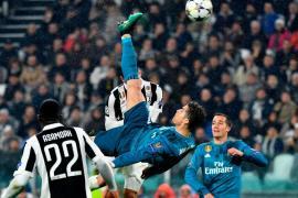 Cristiano Ronaldo bicycle kick against Juventus