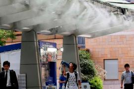 Japan Heat Wave