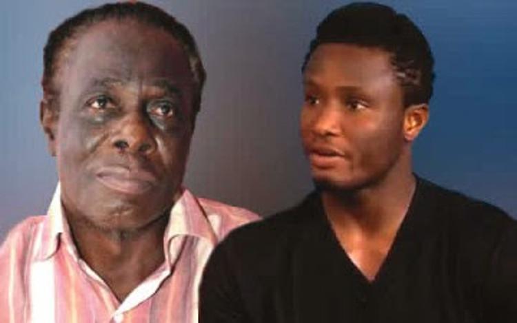 Image result for Mikel obi's dad