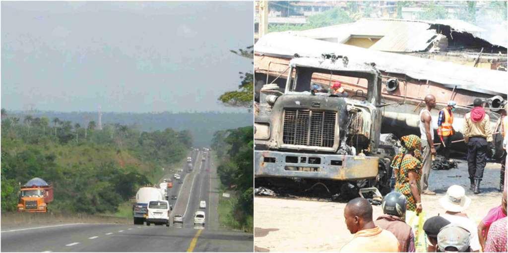 Kaduna-Kano Expressway crash
