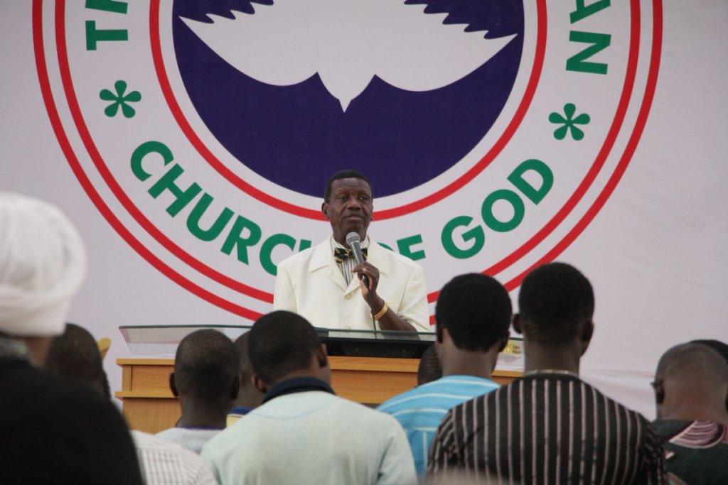 Pastor Adeboye RCCG, Daddy Freeze