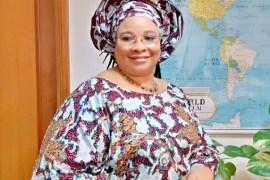 Queen Worlu Ambassador to Sao Tome and Principe