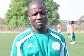 Super Eagles coach, Salisu Yusuf