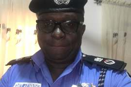 Taraba Commissioner of Police, David Akinremi