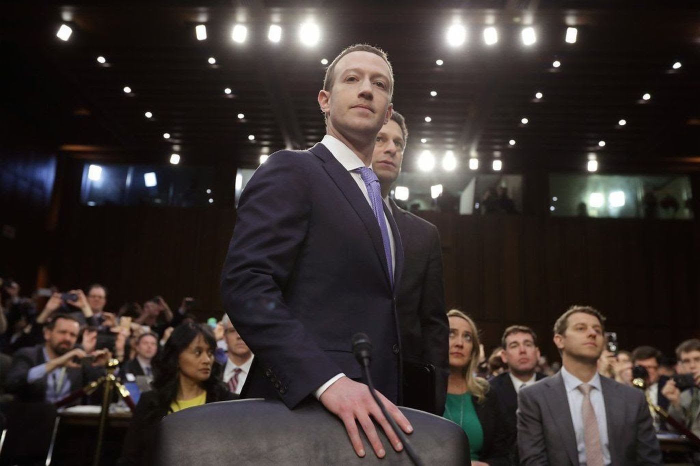 Zuckerberg's Holocaust comment puts Facebook on the spot
