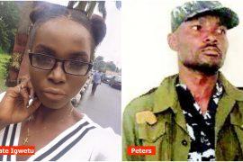 police shoot corper in Abuja