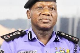 Police IG, Ibrahim Idris