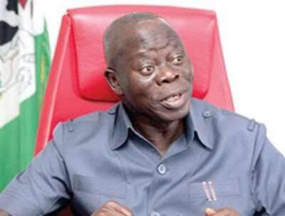 APC National Chairman, Adams Oshiomhole writes INEC