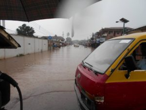 Benin flood
