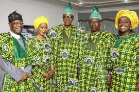 Kemi_Adeosun Lai_Mohammed Muhammadu_Buhari