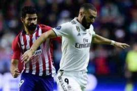 Real Madrid vs Atletico Madrid UEFA Super Cup