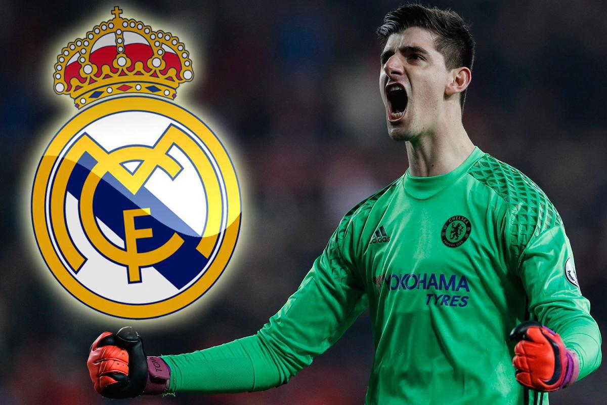 cfe79b97e65 Chelsea Confirm Thibaut Courtois  Real Madrid Move ⋆