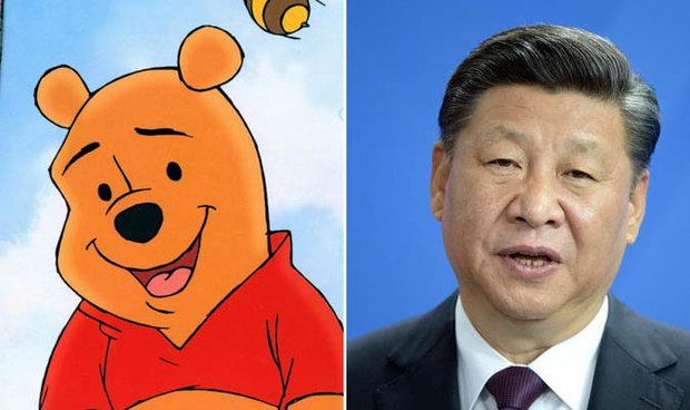 Winnie the Pooh- Xi Jinpeng