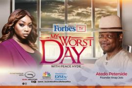 Peace Hyde- My Worst Day