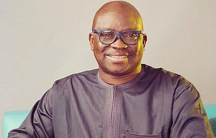Outgoing Ekiti Governor, Ayodele Fayose