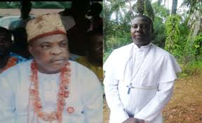 Rev Kenneth Okafor