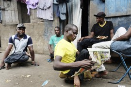 Disabled people in Nigeria