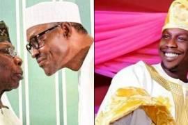 Obasanjo's son